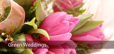 Green Wedding Planning
